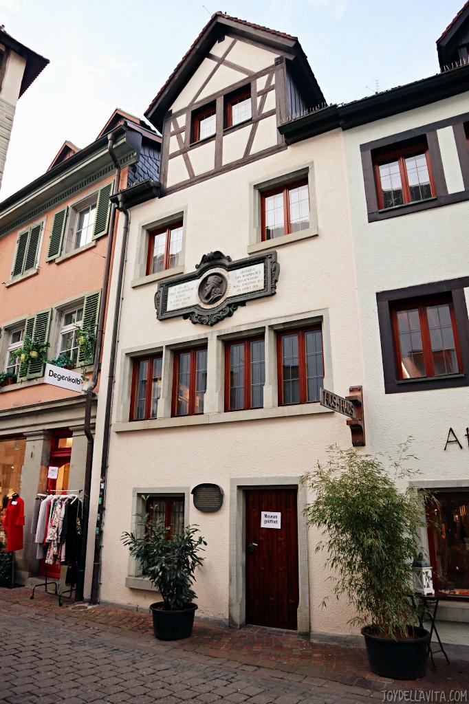 Hus Haus Museum Constance