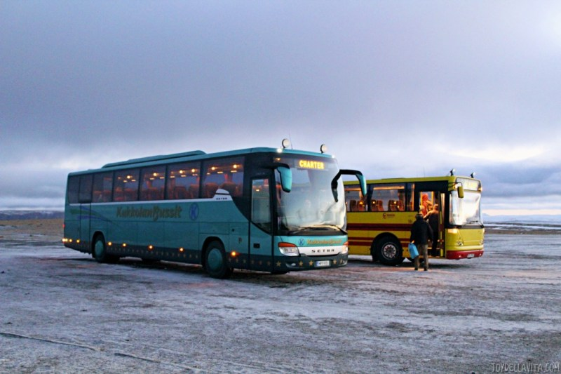 public bus north cape norway