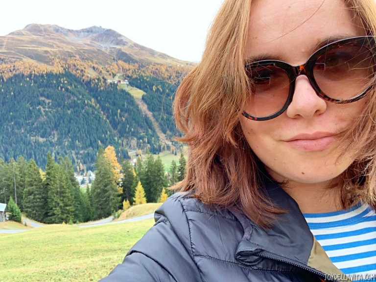 Is it safe to travel to Davos as a solo female traveller?