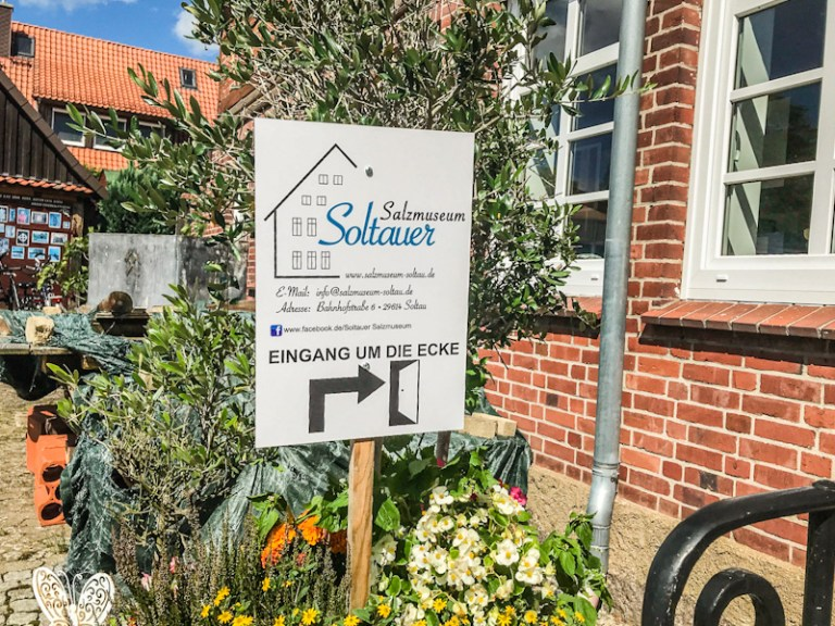 Soltau Salt Museum and the connection between Soltau and salt