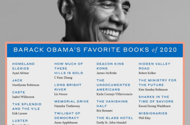 Barack Obama 2020 Book Recommendations Blog JoyDellaVita