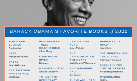 Barack Obama 2020 Book Recommendations Blog JoyDellaVita