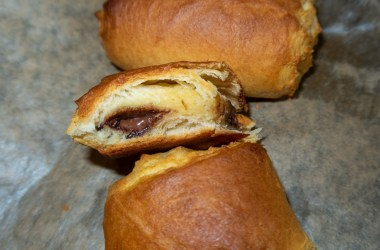 German Knack und Back Chocolate Rolls Review Blog JoyDellaVita