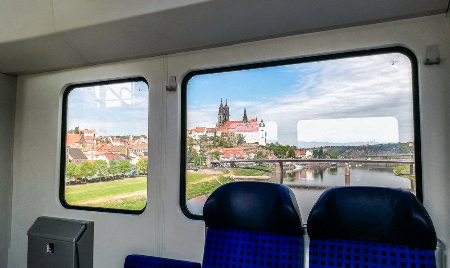 How to travel from Dresden to Meissen by public transport – S-Bahn Trip Report