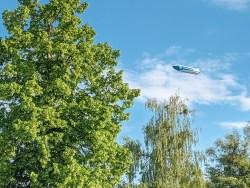 Zeppelin NT Blimb Friedrichshafen Lake Constance Blog JoyDellaVita