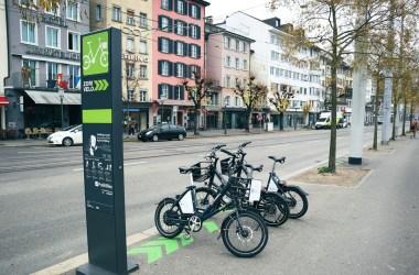Züri Velo public rental bike zurich blog joydellavita