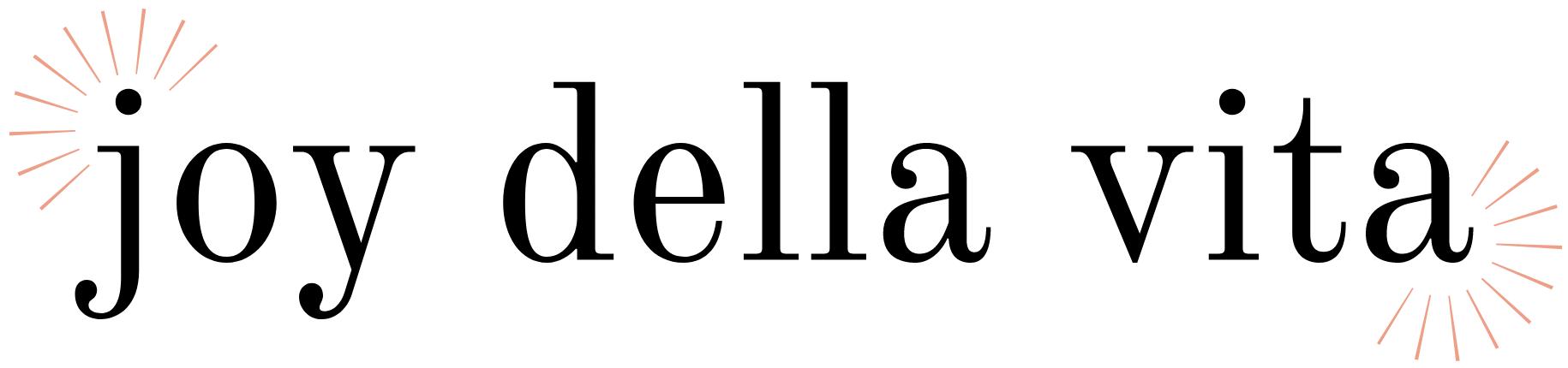 Joy Della Vita Blog Logo 21