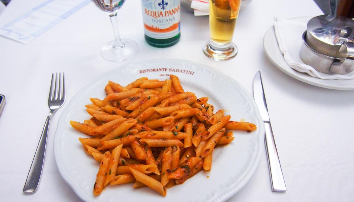 Ristorante Sabatini Milano Lima Restaurant Review Blog JoyDellaVita