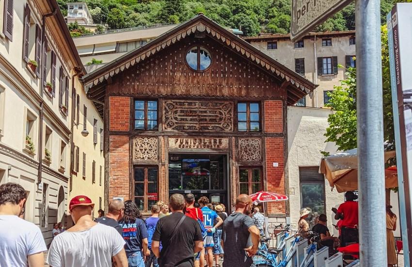 Tickets Funicolare Como Brunate Travel Blog JoyDellaVita