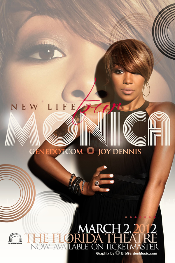 monica new life tour