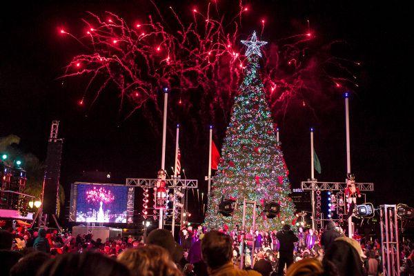 joy dennis christmas on the river jacksonville landing 2014 7 - Christmas On The River