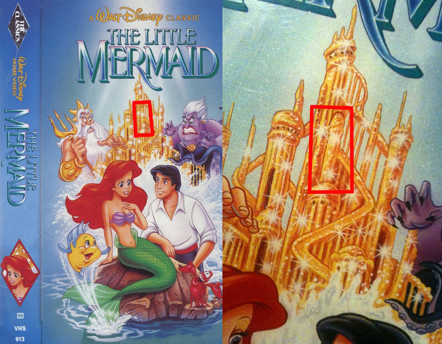33 Dirty Hidden Messages In Cartoons That Will Ruin Your