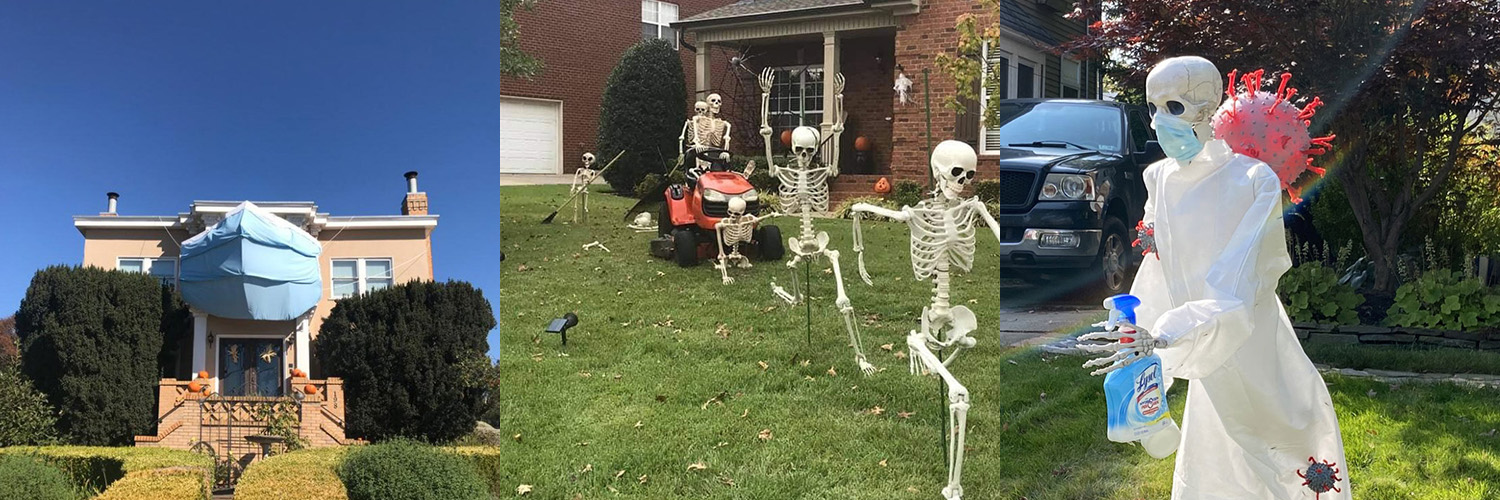 30+Frighteningly Funny, Creepy and Creative Halloween Decorations