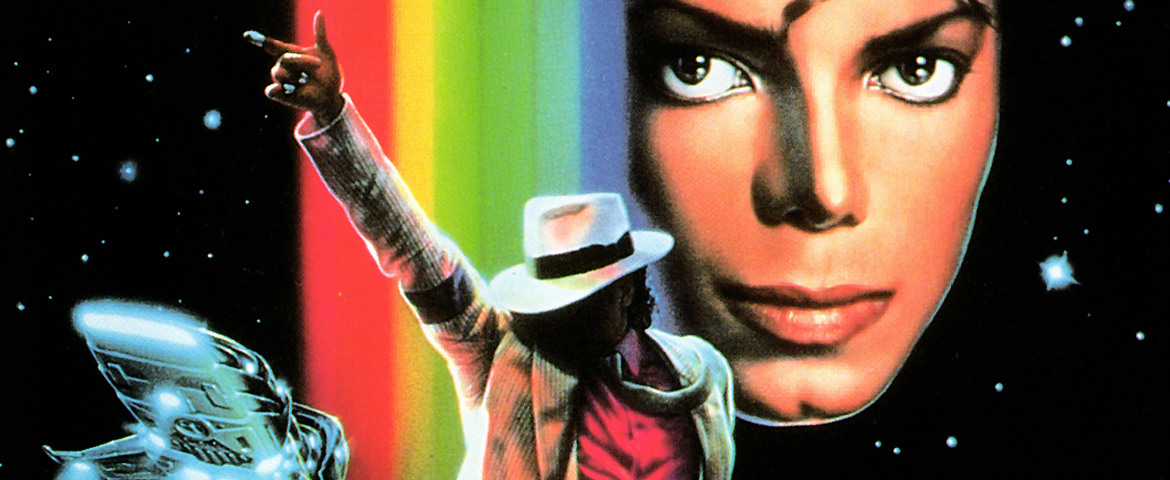 Did We Ever Really Know What Was Going in Michael Jackson's Moonwalker?