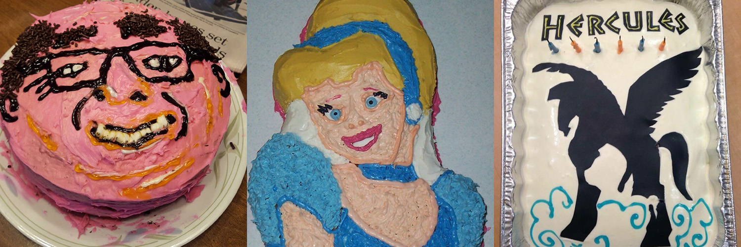 An Epic Collection of 52 Hilarious Cake Fails