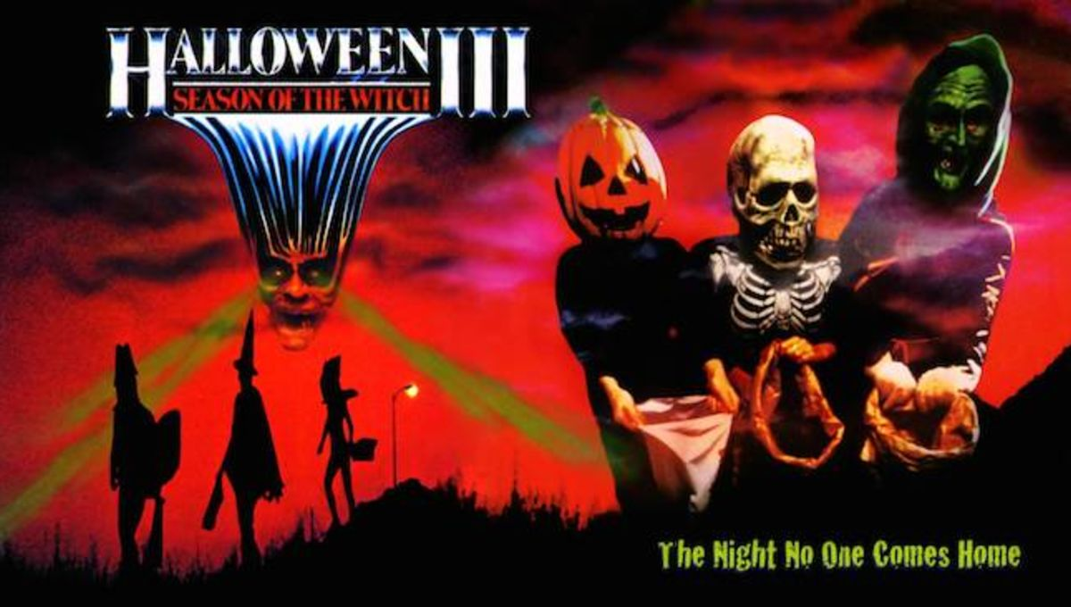 Why Halloween III is Actually The Most Underrated Story of the Franchise