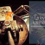 ley de los metales