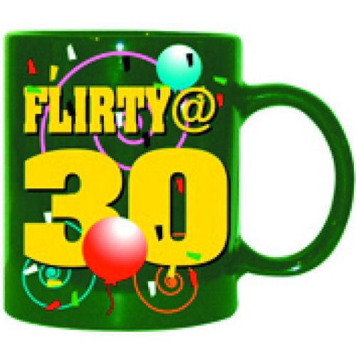 30 and flirty