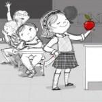 Quand vient le temps de dire merci… (quoi offrir au professeur de mon enfant)