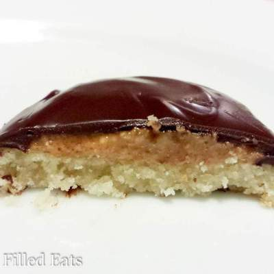 Tagalong Cookies – Low Carb, Keto, THM S