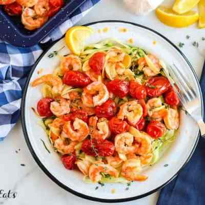 Baked Shrimp with Garlic