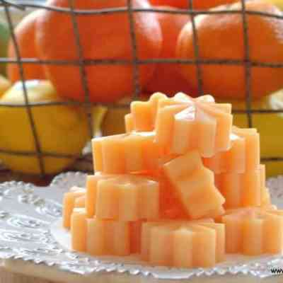 Orange Creamsicle Gummies Recipe