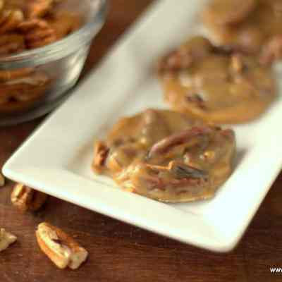 Creamy Pecan Pralines Recipe – Low Carb, Sugar Free, THM S