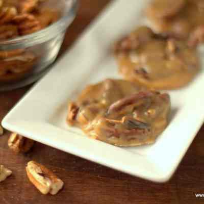 Creamy Pecan Pralines Recipe – Low Carb, Sugar Free, THM S
