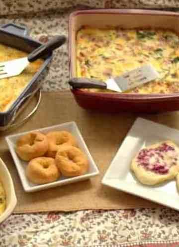 Trim Healthy Mama Brunch Recipe Round Up
