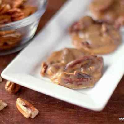 Pecan Pralines Recipe – Easy Low Carb Keto THM S