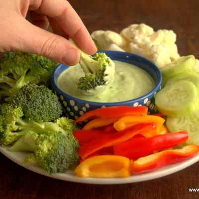 Creamy Chive Dip