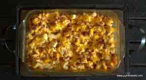 Barbecue Bacon Chicken Casserole