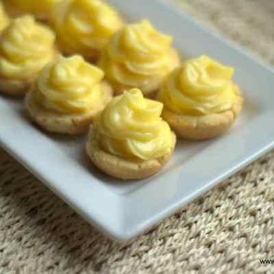 Creamy Lime Curd – Low Carb, Sugar Free, THM S