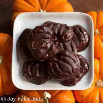 Peanut Butter Pumpkins & Healthy Candies!