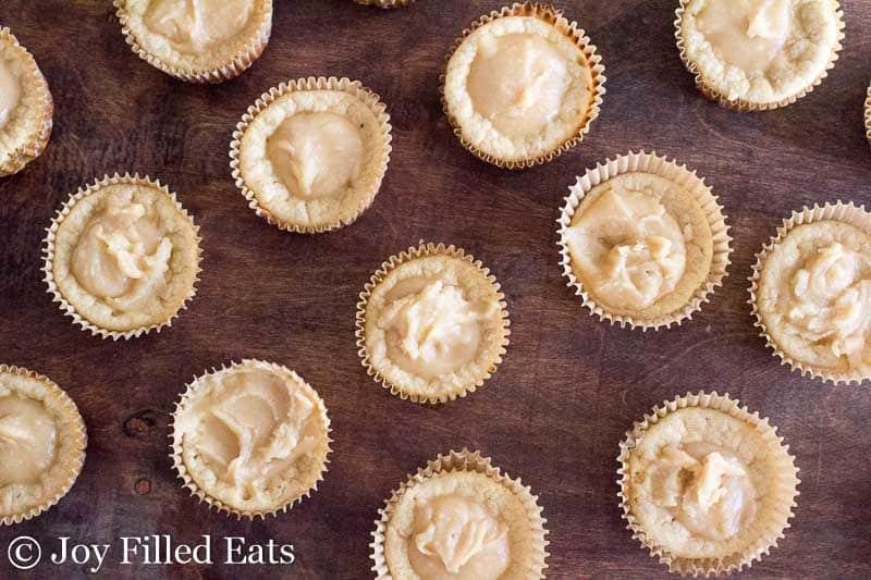 Warm Chai Pancake Muffins - Low Carb, Grain Free, THM S