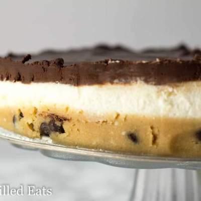 Cookie Dough Cheesecake – No-Bake, Low Carb, Keto