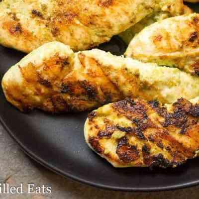 Cilantro Lime Chicken Marinade Low Carb Keto 5 Ingredients