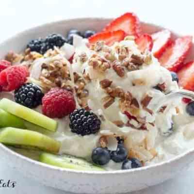 Healthy Granola Recipe Grain Free No Sugar