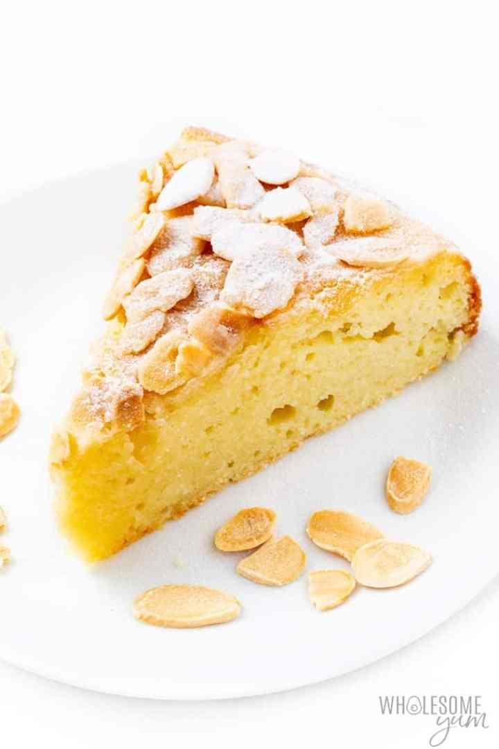 one of the almond flour cake recipes