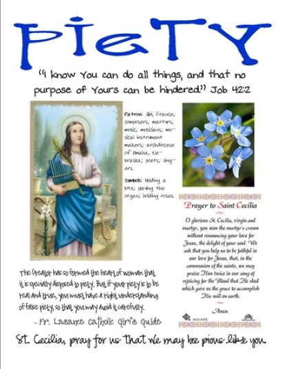 Piety Craft Page