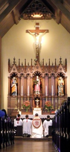 our lady of fatima mass and consecration