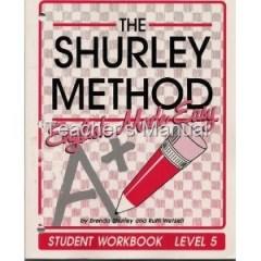 Shurley Method Level 5 Teacher's Manual
