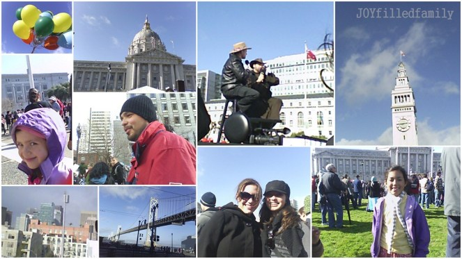 Walk for Life WC - collage