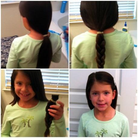 clare's haircut