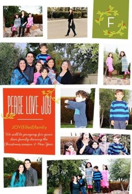 JOYfilledfamily PEACE LOVE JOY