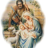 Mediation on the Feast of the Holy Family, JMJ