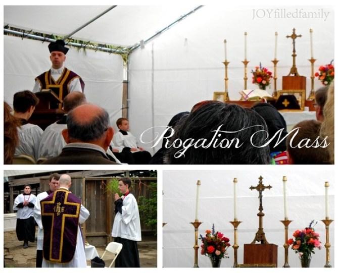 Rogation Day Mass