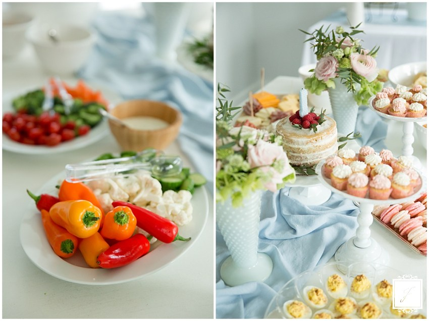 Flower Garden Party Themed First Birthday Party and cake smash by Joy Filled Occasions a Greensburg and Pittsburgh Wedding Planner & Coordinator