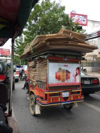 Or moving cardboard