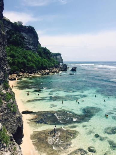 Uluwatu Beach